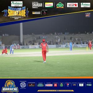 Karachi Ke Shehzade - Day 6 - 2nd Innigs