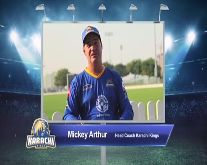 Micky Arthur