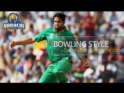 Imad Wasim – Player Profile – Karachi Kings