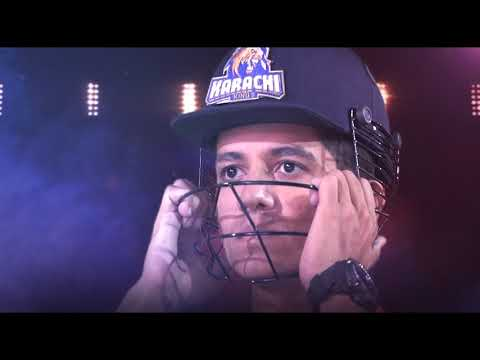 Karachi Kings PSL Season 3 – Promo