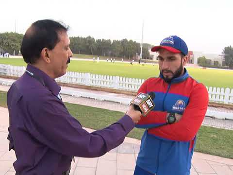 'I am fit now and in rhythm' – Usman Shinwari