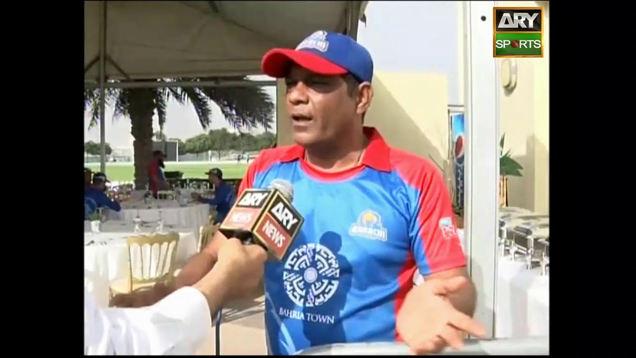 """Karachi Kings is all set to Roar"" – Rashid Latif"