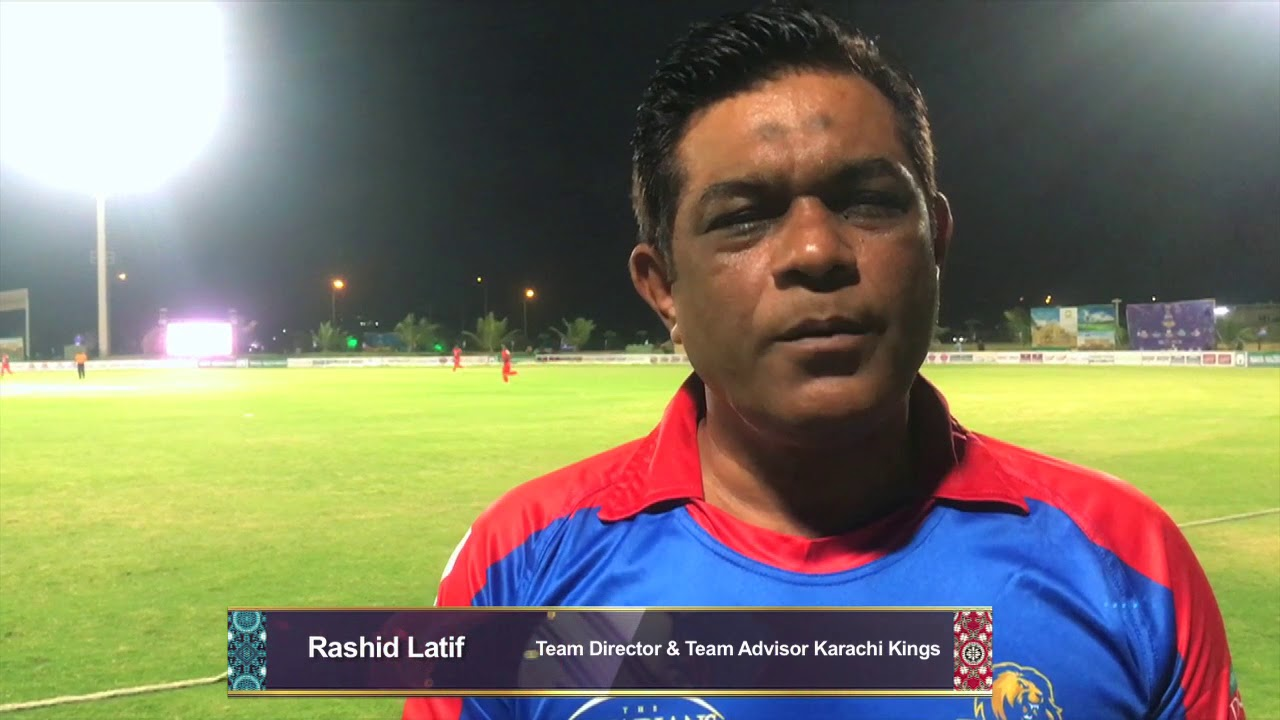 Rashid Latif's take on Karachi Kings' initiative of unleashing the latest generation of cricketers