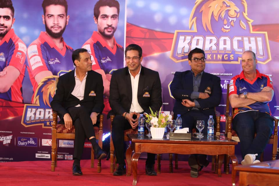 Karachi Kings Journey (Documentary)